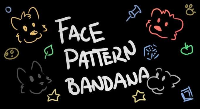 face-pattern-bandana